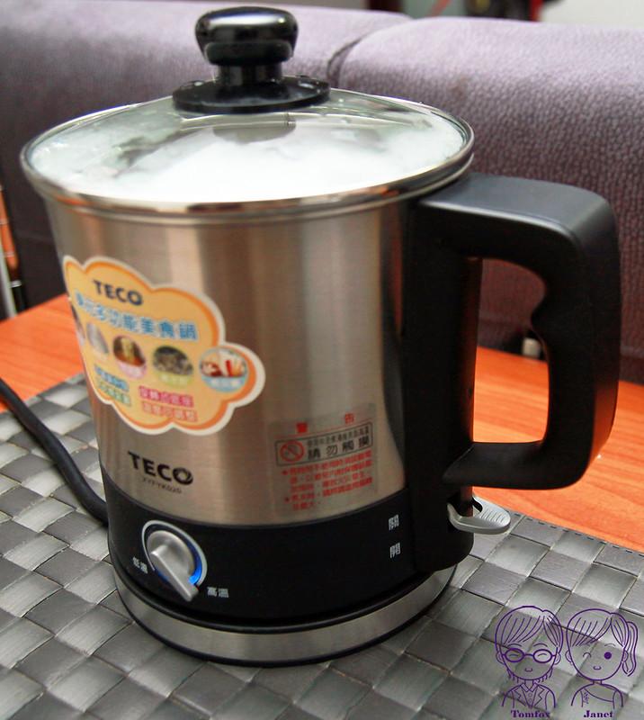 20 TECO東元304不鏽鋼快煮美食鍋