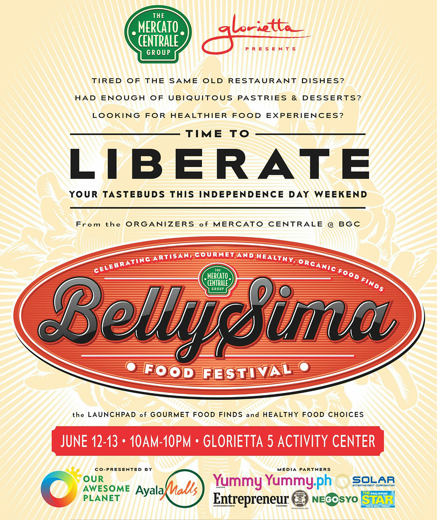 BELLYSIMA: What to try in the Independence Day Food Trip at Glorietta 5?! @MercatoCentrale