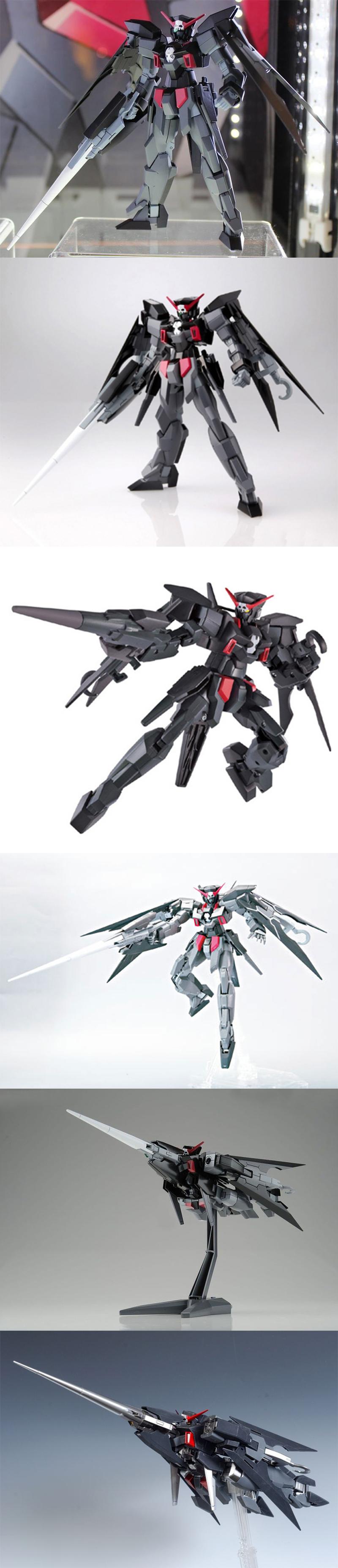 【模型王】BANDAI 鋼彈AGE HG 1/144 #24 GUNDAM AGE-2 DARK HOUND 黑獵犬