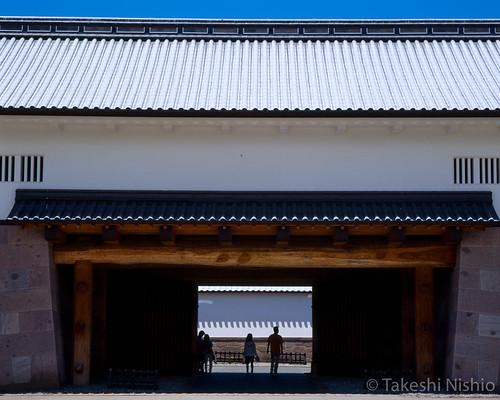Kanazawa-jo castle