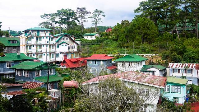 Sagada Town