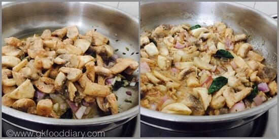 Mushroom Roast - step 2