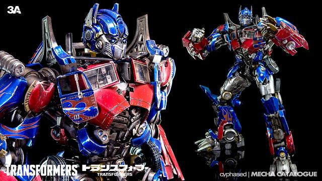 "threeA - ""Transformers"" OPTIMUS PRIME"