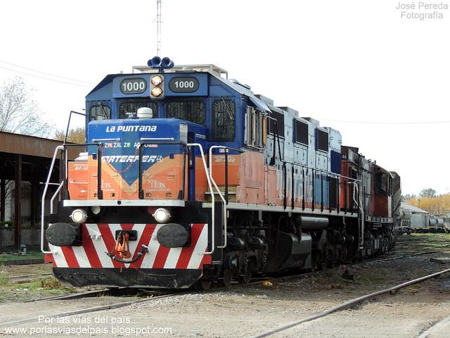 NREC MF1000 - ALCO RSD35 6446