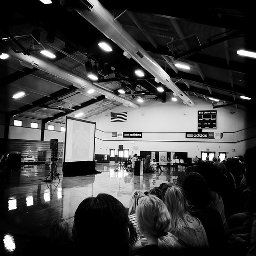 day208: Convocation at Liberty High School | by walelia