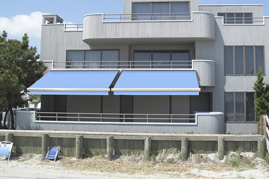 Motorized Retractable Electric Awnings Florida 2 ...