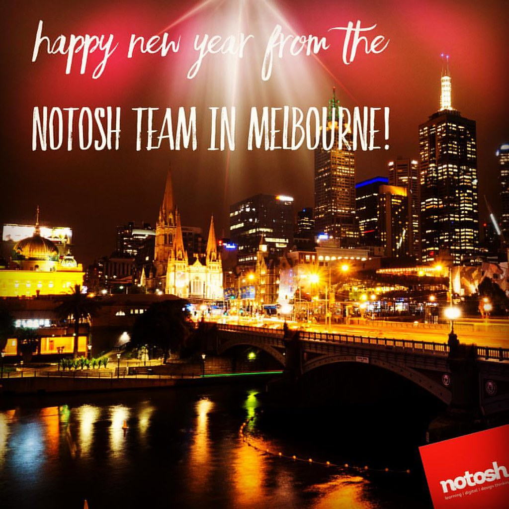 aussieed ozedchat happy new year from the notosh team in melbourne aussieed ozedchat