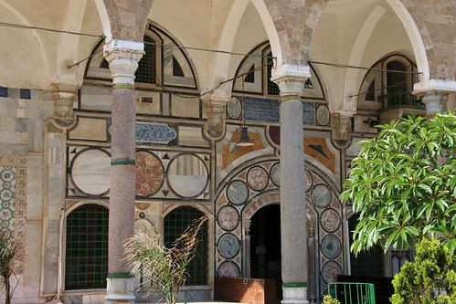The exterior of the mosque el jazzar mosque akko for Mosque exterior design