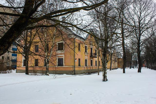 Narva en Estonia