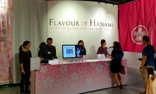 Flavour of Hanami - Isetan The Japan Store