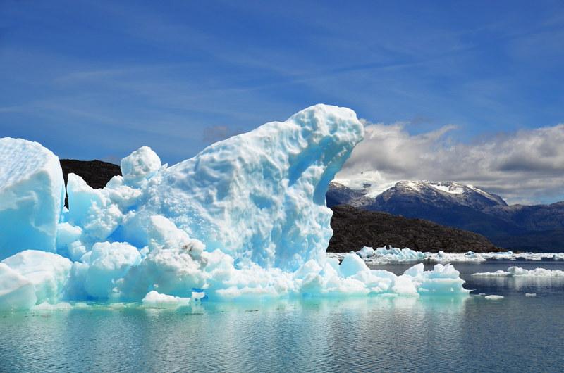 Iceberg, Tortel, Chile