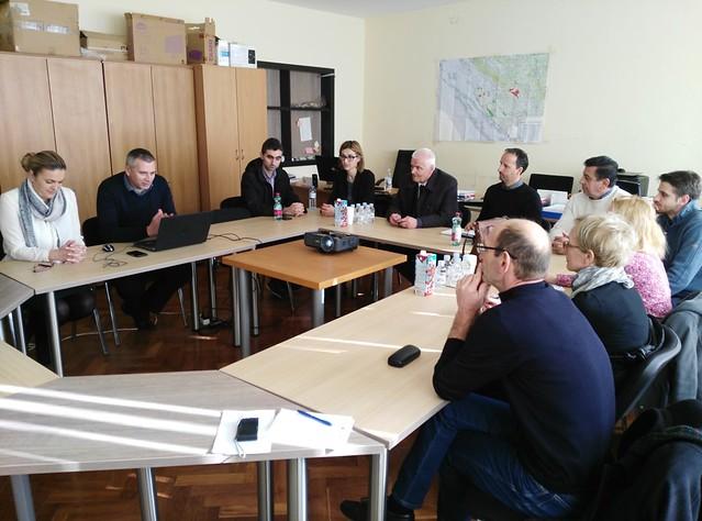 Studijska posjeta predstavnika Kantona 10 Zadarskoj županiji
