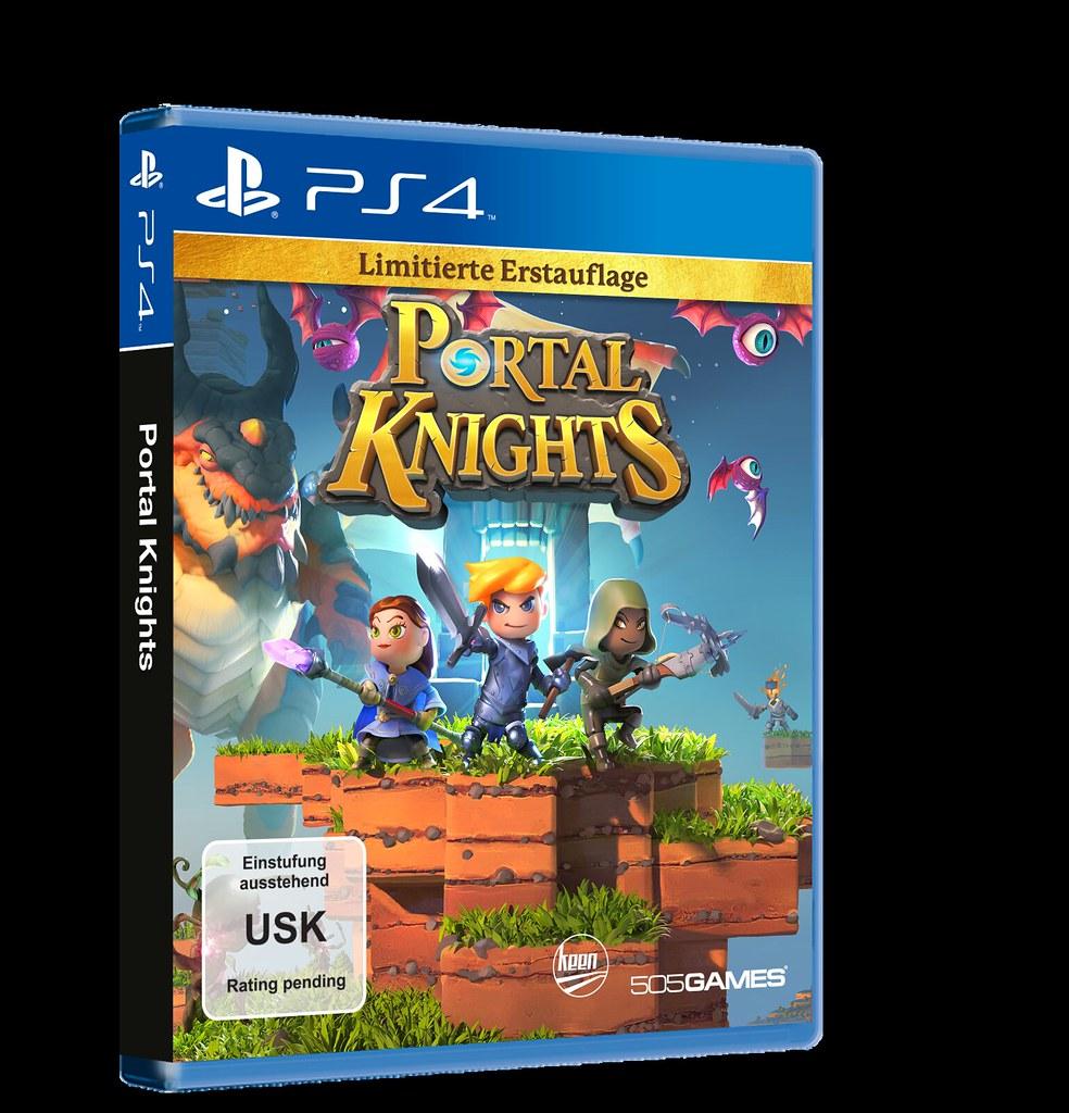 Portal Knights - Limitierte Erstauflage