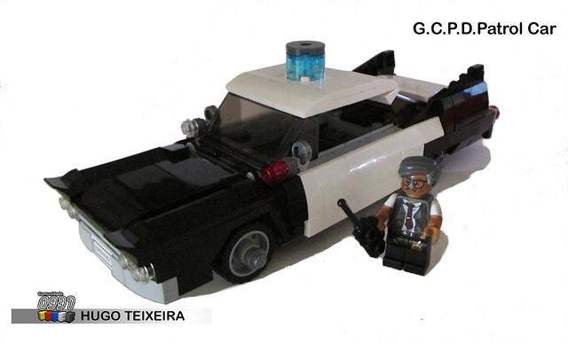 GCPD Patrol Car 02