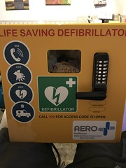 The AED Cabinet