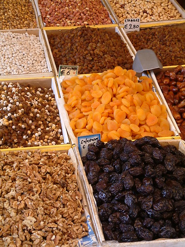 Dried fruit market | by storem