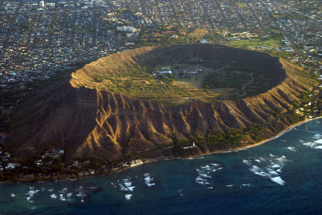 view from diamond head - photo #26