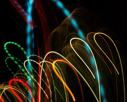 Light Graffiti Series # 48 | by AdamSherbellPhotography