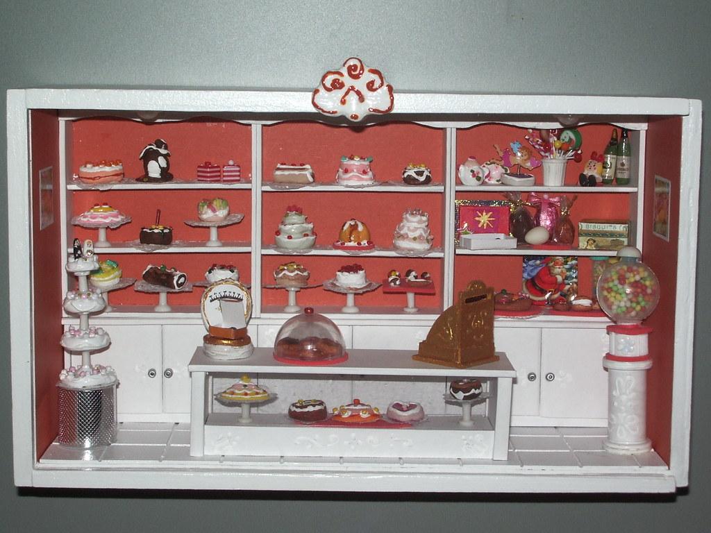 Pastelería | Una pequeña pastelería. | dmmalva | Flickr