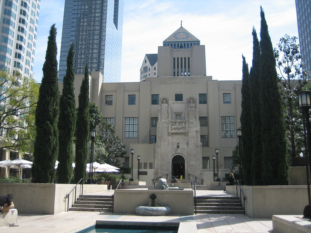 Los Angeles Public Library Bold Patents Resources