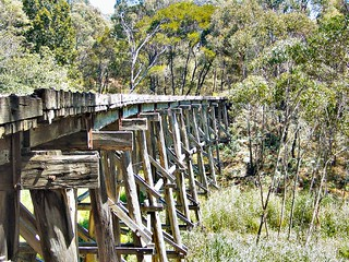 The Boggy Creek Bridge | by yewenyi