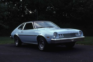 1977 Ford Pinto 2.3, May 1994 | by Belle'sDaddy