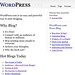 WordPress.com Top Blogs