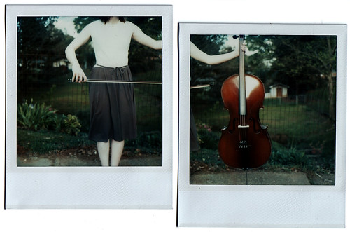 Girl With a Cello | by This Is A Wake Up Call