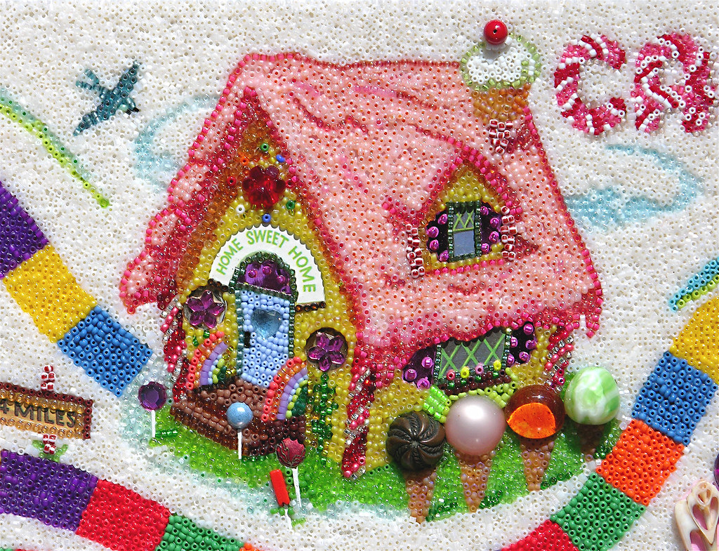 Candyland home sweet home detail view see full art for Sweet home 3d mobili