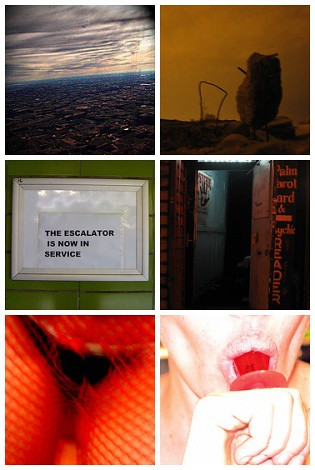 FlickrMosaic 14/4/06 | by warrenellis