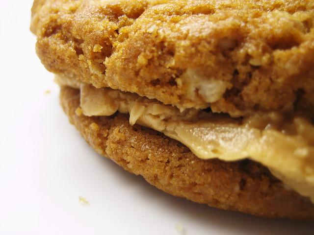 Bouchon Bakery's Nutter Butters Recipe — Dishmaps