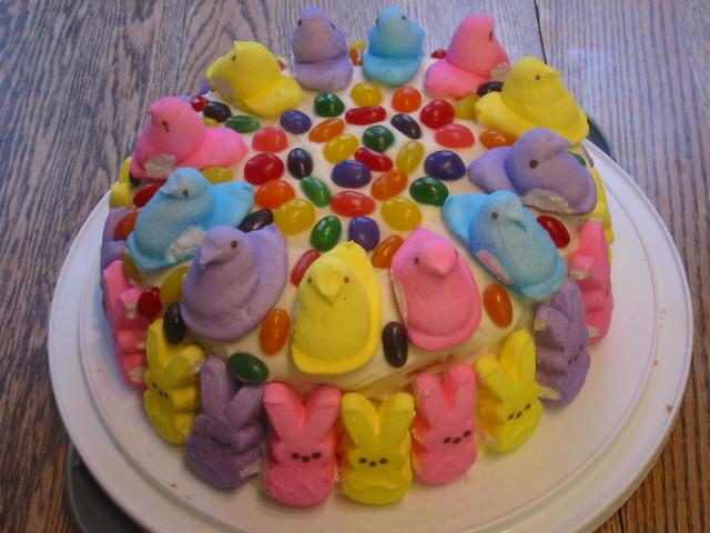 Peep Cake Pan