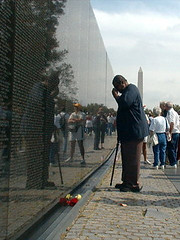 Vietnam Wall | by BillPStudios