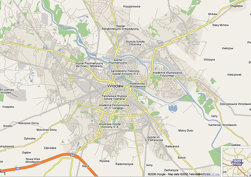 Google Maps Wroclaw It Looks Like Google Added Maps For