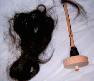 Spun Yak Hair | by Shandeh