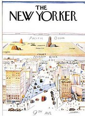 New Yorker Cover | by Mirka23