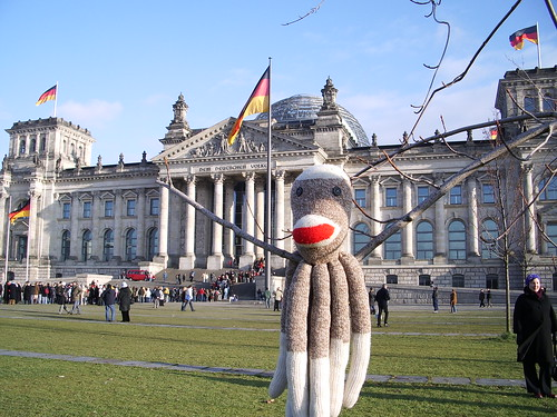 Sam and the Reichstag | by Peat Bakke