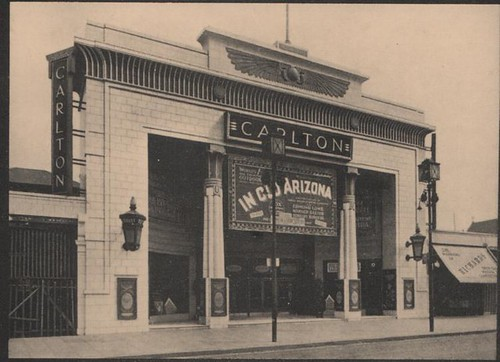 Carlton Cinema, Upton Park, London | by kencta