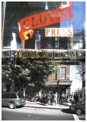 Clovis Press Closes Up | by michaeljamespinto