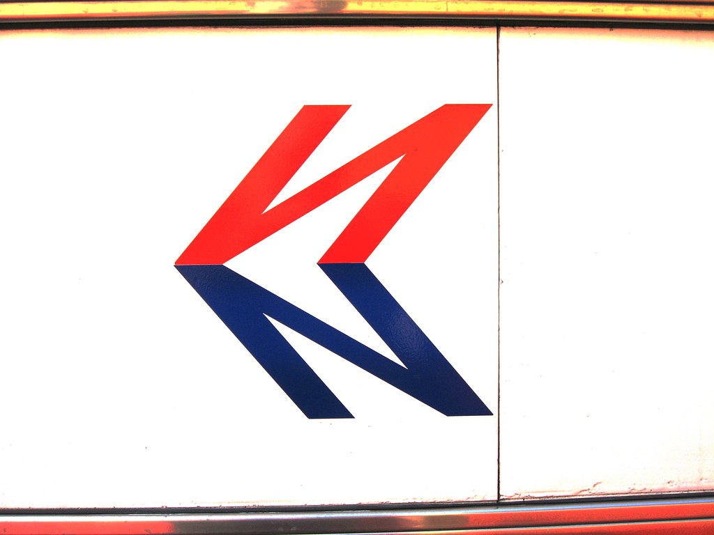 national bus company logo the lines are supposed to be
