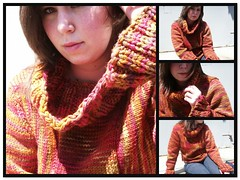 Claudia's Handpainted Yarn Sweater by John B | by Needleworks, Inc.