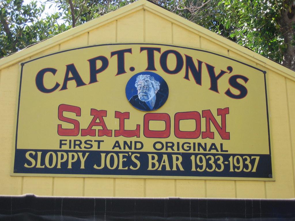 Capt Tony S Restaurant At The Marina Of Cabo San Lucas