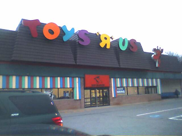 Toys For 8y Toys Rus : A vintage toys r us this was blast from the