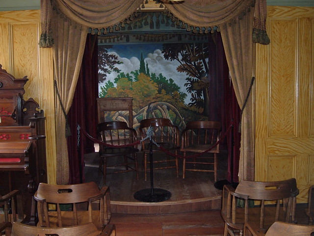 Stage (Whaley House)