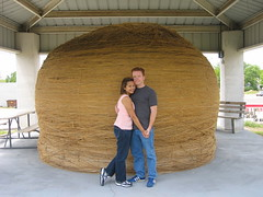 The Largest Ball of Twine - in the WORLD! | by queenkv
