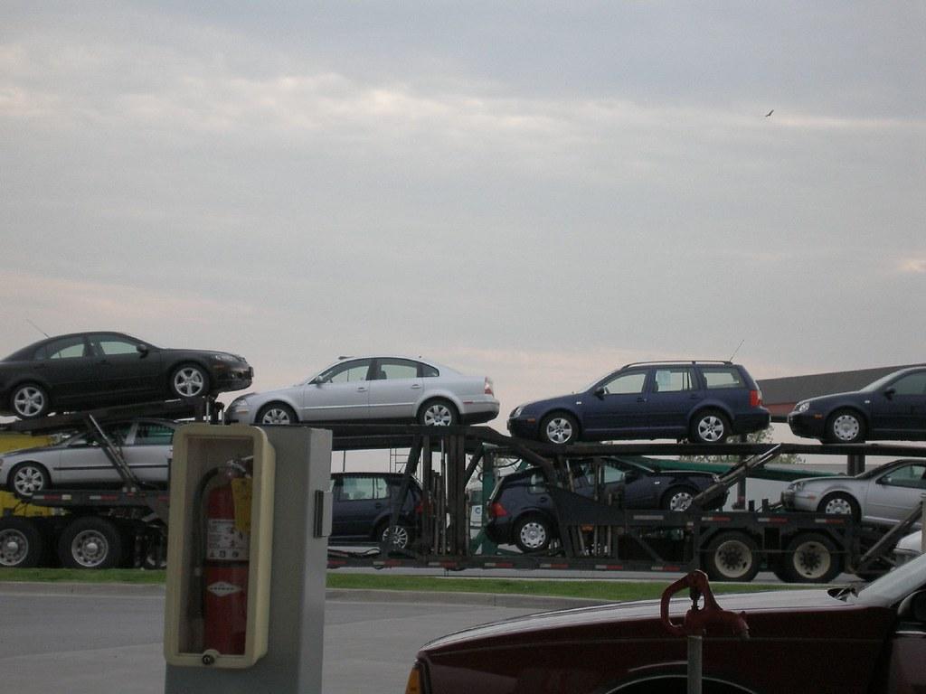 Car Pile Up In Detroit Lakes Minnesota