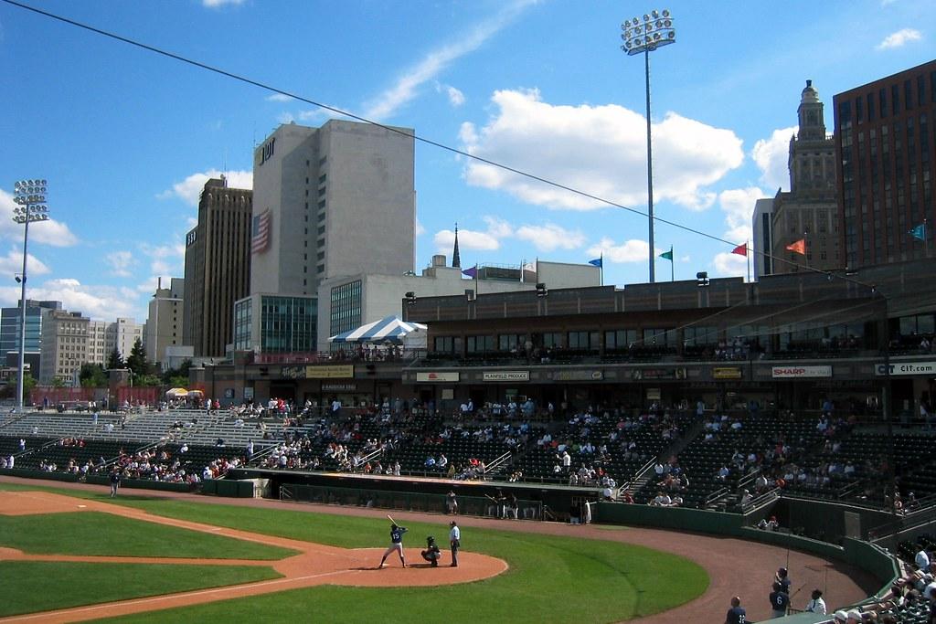 NJ Newark Riverfront Stadium Home Plate Bears