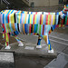 No 56 Cosmopolitan Cow at Edinburgh Cow Parade 2006
