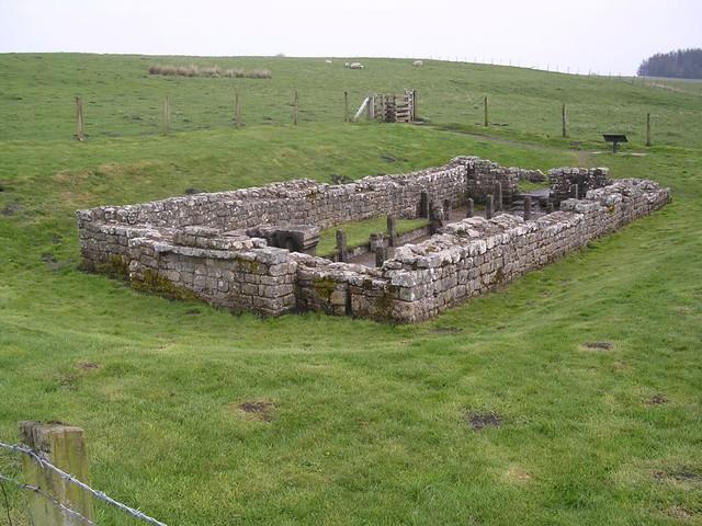 mithraeum at Carrawburgh