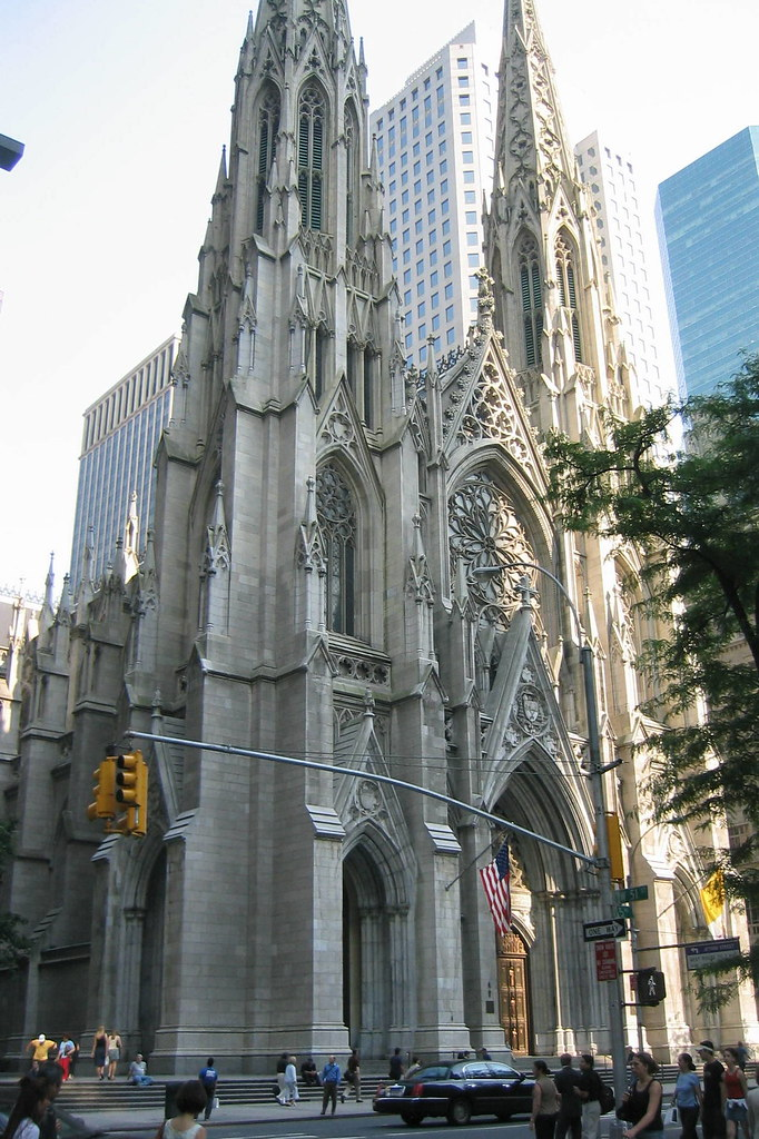 nyc st patrick s cathedral st patrick s cathedral is th flickr